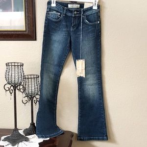 - - NWT Imperial Star Leg Wide Jeans size 12